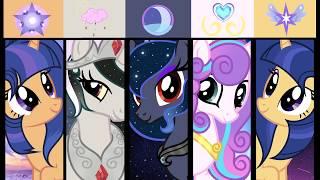 MLP [Next Gen ] Royal Princesses  (Base Edit)