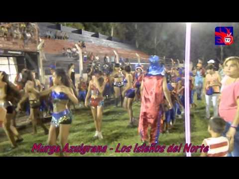 """Murga Azulgrana"" Barra: Los Pibes • Club: Güemes"