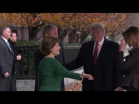 Sully, 41. Başkanı son kez selamladı