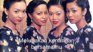 Selamat Tinggal Cinta - Feminin (with lyric)