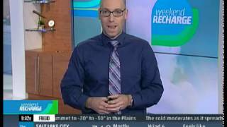video - The Weather Channel Weekend Recharge
