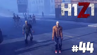 ПУТЕШЕСТВИЕ В ГОРОД   Зомби Апокалипсис в H1Z1 #44