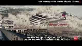 <b>Film San Andreas Ditertawakan Ahli Gempa</b>