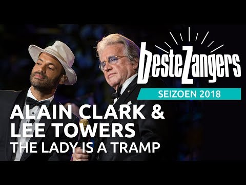 Alain Clark & Lee Towers - The lady is a tramp | Beste Zangers 2018