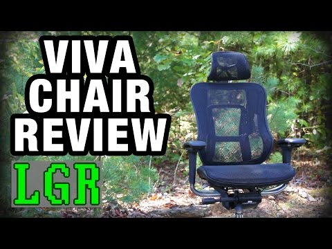 Lazy Chair Reviews – Viva Mesh Office Chair