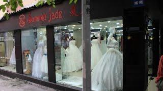Откуда выгодней всего заказывать свадебные платья