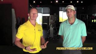 Golf Lessons - Improve Flexibilty with This Exercise