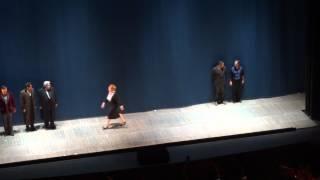 Травиата (поклоны) 10-05-2012 Венская опера