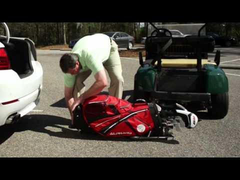 Alphard Duo Golf Cart - 2013 US Golf Channel TVC