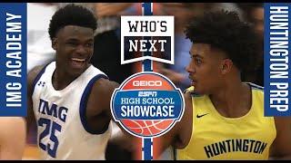 Huntington Prep (WV) vs. IMG Academy (FL) - ESPN Broadcast Highlights