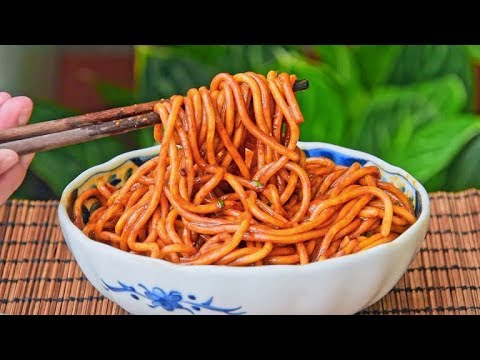 Wuhan Hot Dry Noodles – How to make Authentic Street Food-style Re Gan Mian