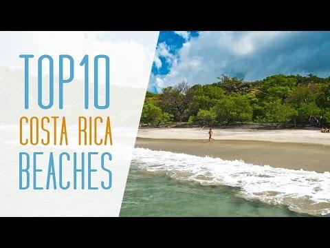 Video Best Costa Rica Beaches - Top 10