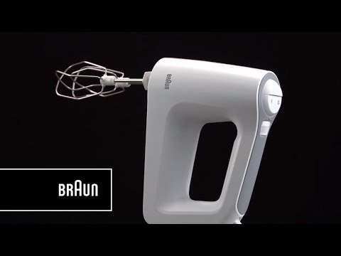 Braun MultiMix 3 Handmixer | Produkt Video