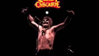 """Ozzy Osbourne """"The Wizard"""" (Live 9/26/82) NYC"""