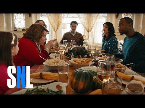 A Thanksgiving Miracle - SNL (видео)