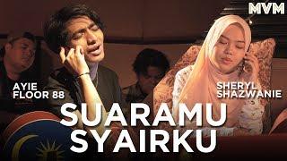 Download lagu Sheryl Shazwanie Ayie Floor 88 Suaramu Syairku Mp3