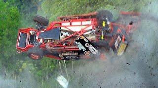 Dirt Track Racing Crash Compilation #9