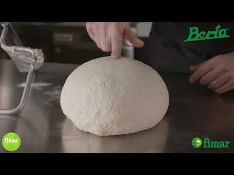 Ταχυζυμωτήρια Τροφίμων Σειρά Berta
