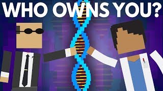 Who Owns Your DNA? (YOU DON'T) - Video Youtube