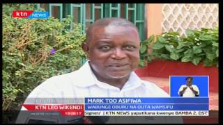 KTN Leo Wikendi: Wabunge Fred Outa na Oburu Oginga  wamsifu aliyekuwa mbunge mteule Mark Too