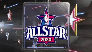 NBA 2K20 My Career Episode 29 ALL STAR GAME MVP!
