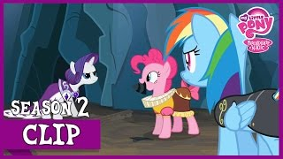 Arguing In The Cave (Hearth's Warming Eve) | MLP: FiM [HD]