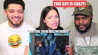 Virtual (Blue Balenciagas) - YNW Melly