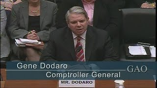 GAO: Comptroller General Testifies to U.S. House on GAO's 2015 Duplication Report