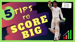 how to play longer innings