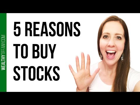 Why Invest in Stocks: 5 Reasons to Buy Stocks 📈