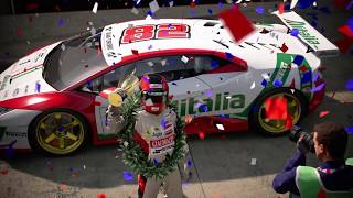 JOT381 GRAN TURISMO SPORT 160818 DRAGON TRAIL LAMBO HURACAN 1st to 1st ONLINE RACE 4 LAPS 702nd WIN
