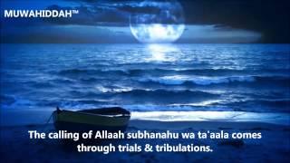 PAIN, HEARTBREAK & HARDSHIP -  A PATH TO ALLAH || emotional || Navaid Aziz