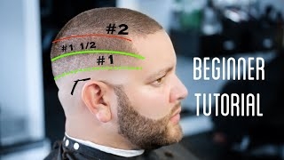 How To Do A Fade  ★ Step By Step BARBER TUTORIAL