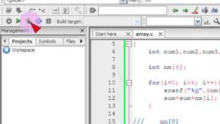 Download Youtube: Bangla C programming tutorial  43  Array basic input output