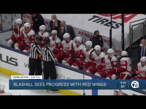 Red Wings offseason will be busy, starting with coaching decision
