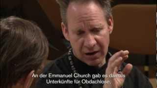 Peter Sellars on Bach's Matthäus-Passion