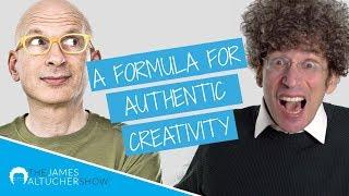 A FORMULA FOR AUTHENTIC CREATIVITY with Seth Godin