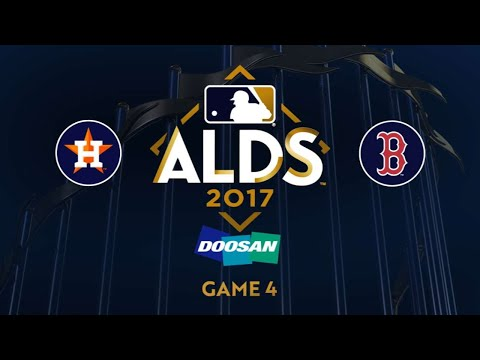 10/9/17: Astros rally in 8th to advance to ALCS