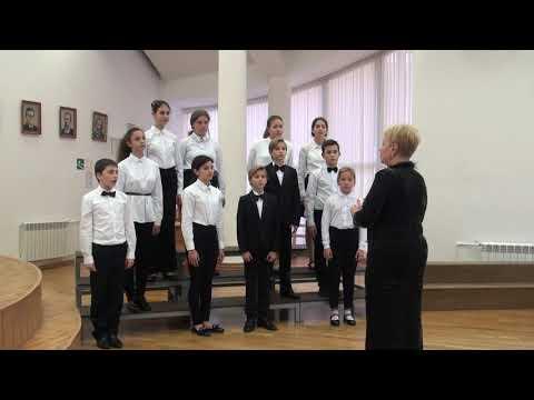 Ансамбль образцового хорового коллектива