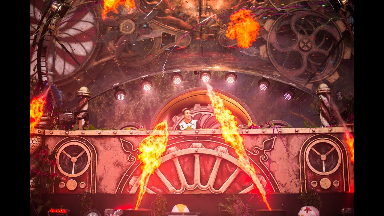 Laidback Luke - Live @ TomorrowWorld 2015