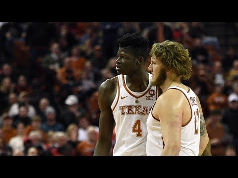 HIGHLIGHTS: Bamba Scores Career High in Texas' Win over Iowa State | Stadium