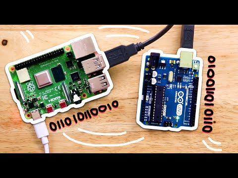 Difference between a Raspberry Pi and an Arduino // LEARN SOMETHING