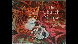 "First UCC's Bedtime Stories Night 12 - ""The Church Mouse"" - Part 1"