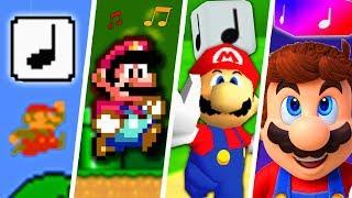 Evolution of Super Mario Main Themes (1985 - 2018)