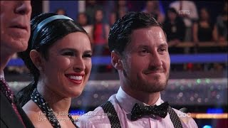 Rumer Willis and Val Judges Comments  DWTS  Road To Finals Dancing With The Stars Season 20