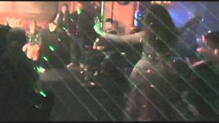 Colleen The Belly Dancer Performing at Habebi Hookah Bar (Part 1/2)