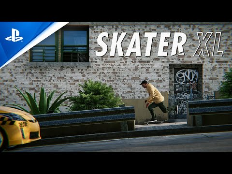 Community-created maps come to Skater XL on PS4 at launch