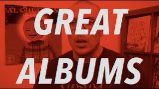 GREAT ALBUMS: July (+ August so far) 2018 - Video Youtube