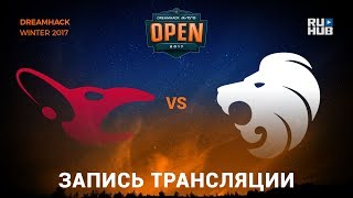 Mousesports vs North Academy - Dreamhack Winter 2017 - de_cobblestone [Crystalmay, sleepsomewhile]
