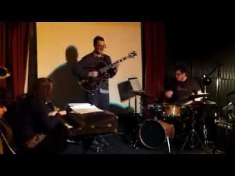 Blank CD (Alex Degross, Jacob Sacks, Colin Hinton) - Three legged Dance (part 1)